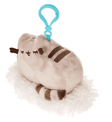 Pusheen Dreaming On a Cloud Keyring Clip - Claire's Girl's Exclusive