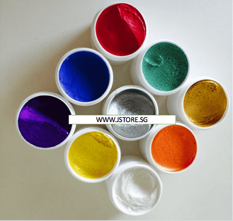 Temporary Hair Colour Pomade Wax Styling Hair With Fashionable Colors