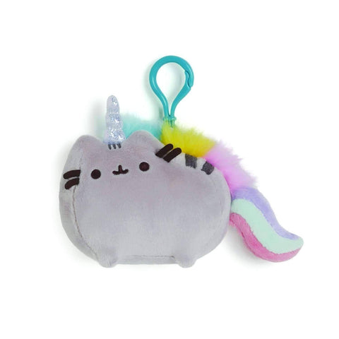 Gund Pusheenicorn Backpack Clip 4.5 Inches