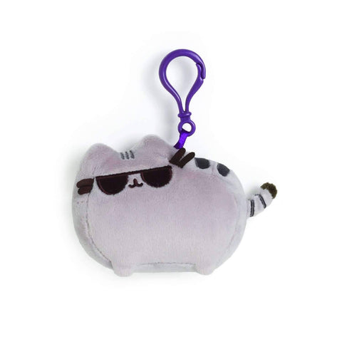 Gund Pusheen Backpack Clip Sunglass 4.5 Inches