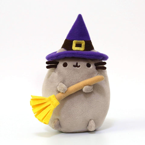 Gund Pusheen Witch 5 Inches