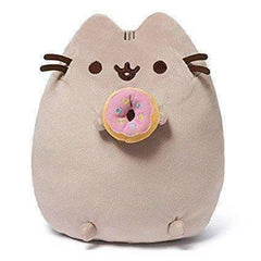 GUND Pusheen Snackable Donut Stuffed Animal Plush, 9.5""