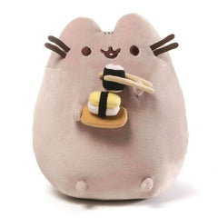 "Gund Pusheen Sushi Snackable 9.5"" Stuffed Toy Plush"