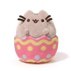 Gund Pusheen Easter Egg Plush, 4.25""
