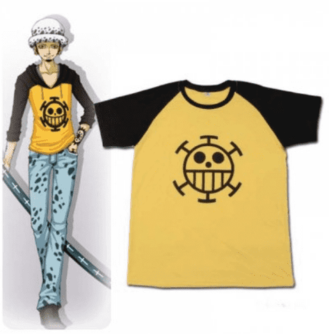One Piece Anime T shirts