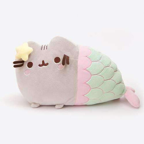Gund Pusheen Mermaid 12 Inches
