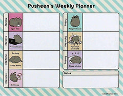 Pusheen® Weekly Planner Desk Pad - Special Pusheen