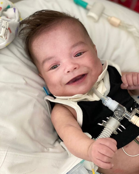 Kingston - Preemie Hero!