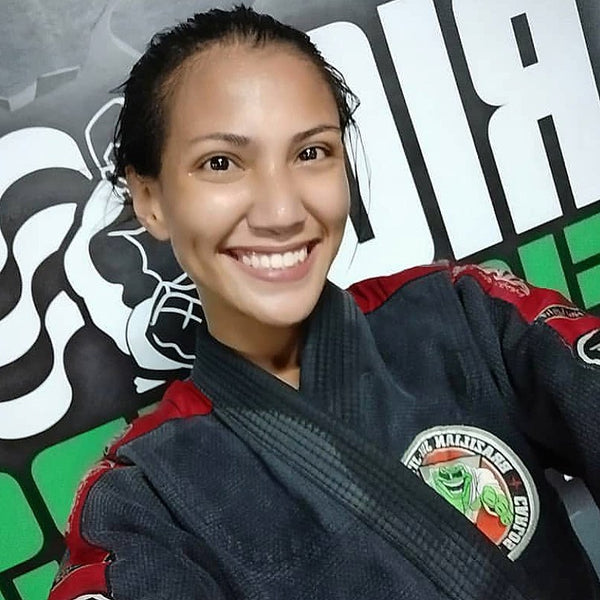 Jiu Jitsu Enthusiast, Pinky, Fights Behcet Disease
