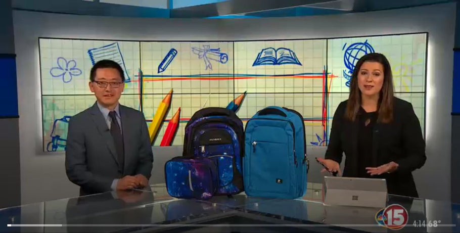 Local Business Spotlight: Fenrici Backpacks