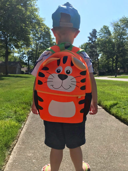 Fenrici Animal Backpack Testimonial: MamaTheFox.com