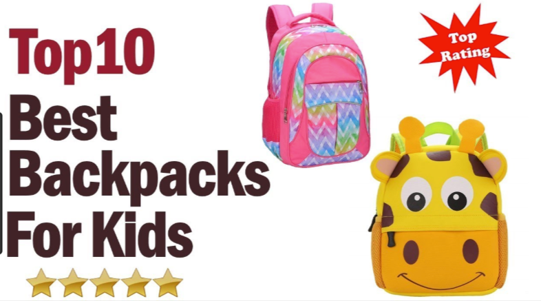 """Best Backpacks for Kids 2019 