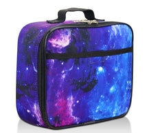 Load image into Gallery viewer, Kids Lunch Box for Boys, Girls, Teens by Fenrici - Soft Sided Compartments, Spacious, Insulated, Food Safe, 10in x 7.5in x 3in, Supporting A Great Cause
