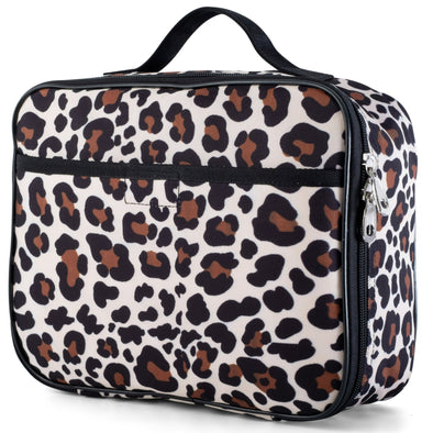 Fenrici Insulated Lunch Box - Cheetah Print