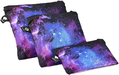 Fenrici Purple Galaxy Reusable Sandwich Bags