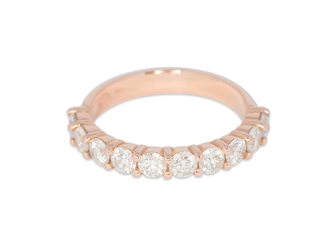 JGS Jewellery Crown Diamond Band