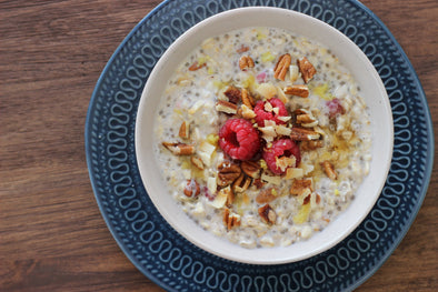 7 (No Cook) Overnight Oats Breakfast Recipes To Kick Start Your Day