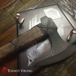 Limited Edition Axe of Ragnar Lothbrok