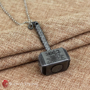 Marvel Avengers Dark World Necklace