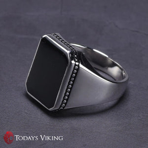 Real Solid 925 Sterling Silver Viking Ring