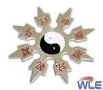 Superior Yin Yang Throwing Star 3.25""