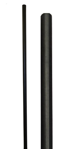 "Black Foam Padded Bo Staff Jo 60"" 72"" Sparring"