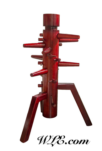 Free Standing Multi Use Wing Chun Dummy