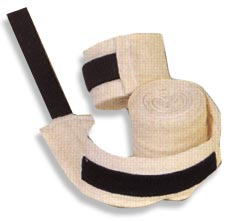 "Wing Lam Hand Wraps - Hand Protection - Velcro Fastener, 118"" Length"