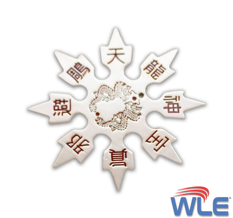Superior Dragon Throwing Star 4""