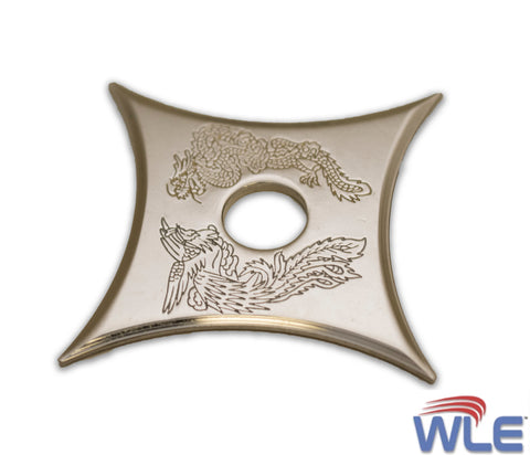 Superior Dragon Throwing Star 3.25""