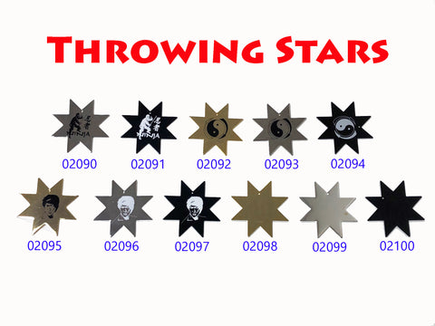 Pro Octagonal Throwing 2.75""