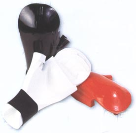 Martial Arts Sparring Gloves - Dipped Foam