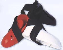 Martial Arts Sparring Boots - Dipped Foam