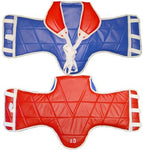 WLE Reversible Sparring Vest Chest Protector