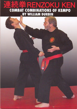 Renzoku Ken: Combat Combinations of Kempo