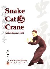"The Snake Cat Crane Combined Fist, also known as the ""Three Shapes Fist"" or ""Sam Ying Kuen"", was created in the 1920's by the late Southern Hung-kuen Master Leung Wing-hang. After falling into obscurity, Master Leung's original publication on this kung fu style has now been resurrected six decades after its first printing. Rare original photographs and high quality illustrations, with both English and Chinese descriptions of the fist form's 47 actions have been carefully produced to preserve the essence of"