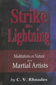 Strike Like Lightning: Meditations on Nature for Martial Artists