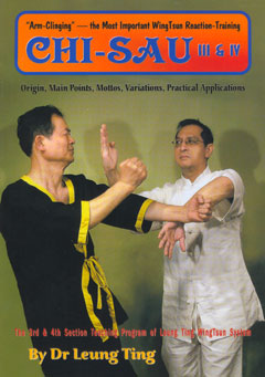 Wing Tsun Chi-Sau (Section 3 and 4)