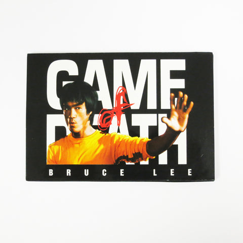 Bruce Lee Game of Death Postcard Collection, Full Color Edition
