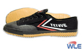 Feiyue Kung Fu Shoes Black Original Shaolin Monk Design; Mens, Women, Child Sizes