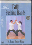 Taiji Pushing Hands DVD - Parts 1 & 2