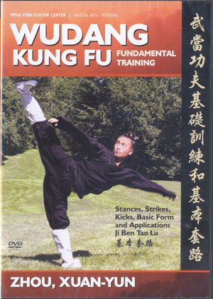 Wudang Kung Fu: Fundamental Training