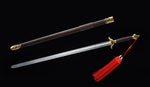 High Quality Long Quan Straight Sword