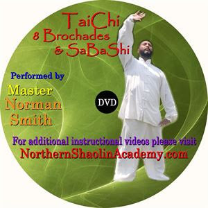 8 Piece Brocades & 18 Qigong