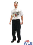 Light Weight Martial Arts Kung Fu Tai Chi Pants Black