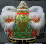 Multicolored Traditional Lion Dance Head