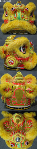 Gold Fut San Southern Lion Head