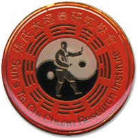 Sun Style Tai Chi Chuan Research Institute Pin