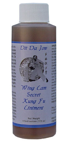 Dit Da Jow Iron Palm Training Liniment Also for Healing Bruises Sore Muscles