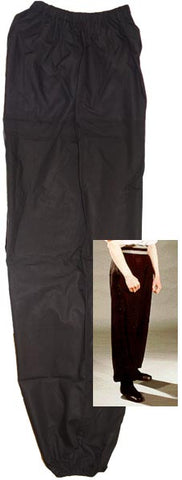 Shaolin Cotton Pants with Pockets